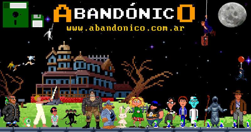 Banner Abandónico