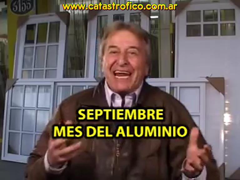Norbert Degoas - Septiembre: Mes del Aluminio