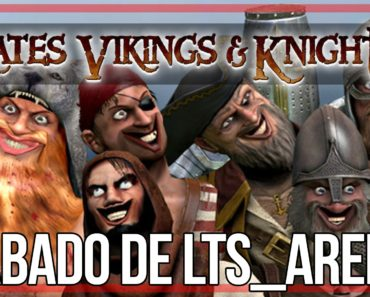 Sábado de Pirates, Vikings and Knights II con Hidden