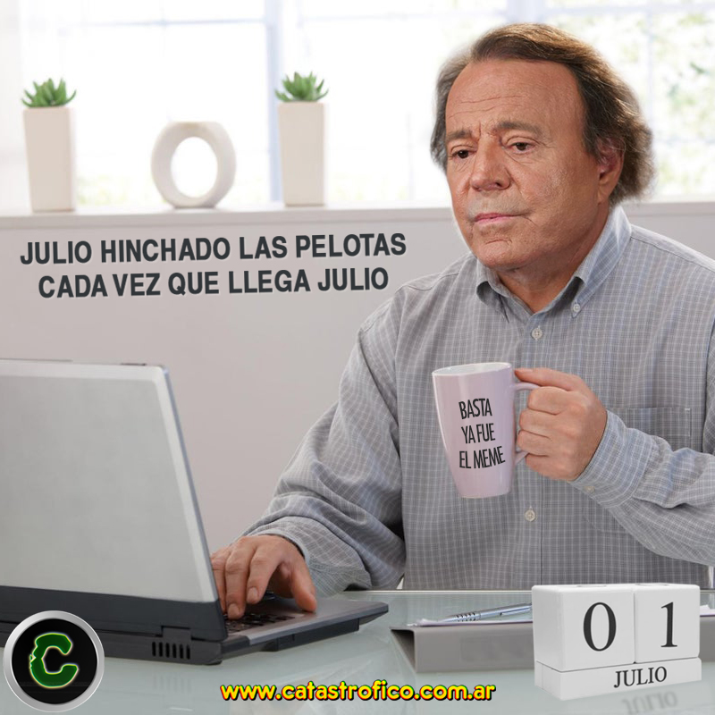 Julio Iglesias Meme